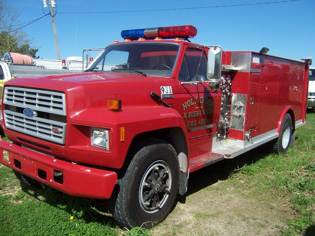 For Sale Pumpers Tankers Quick Attacks Utv S Rescues